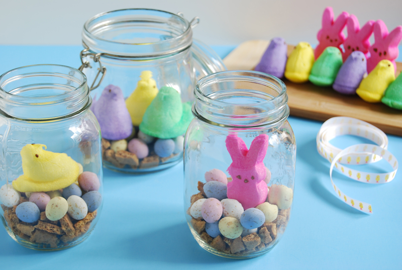 Peeps Deconstructed S'mores! | My Sweet Remedy